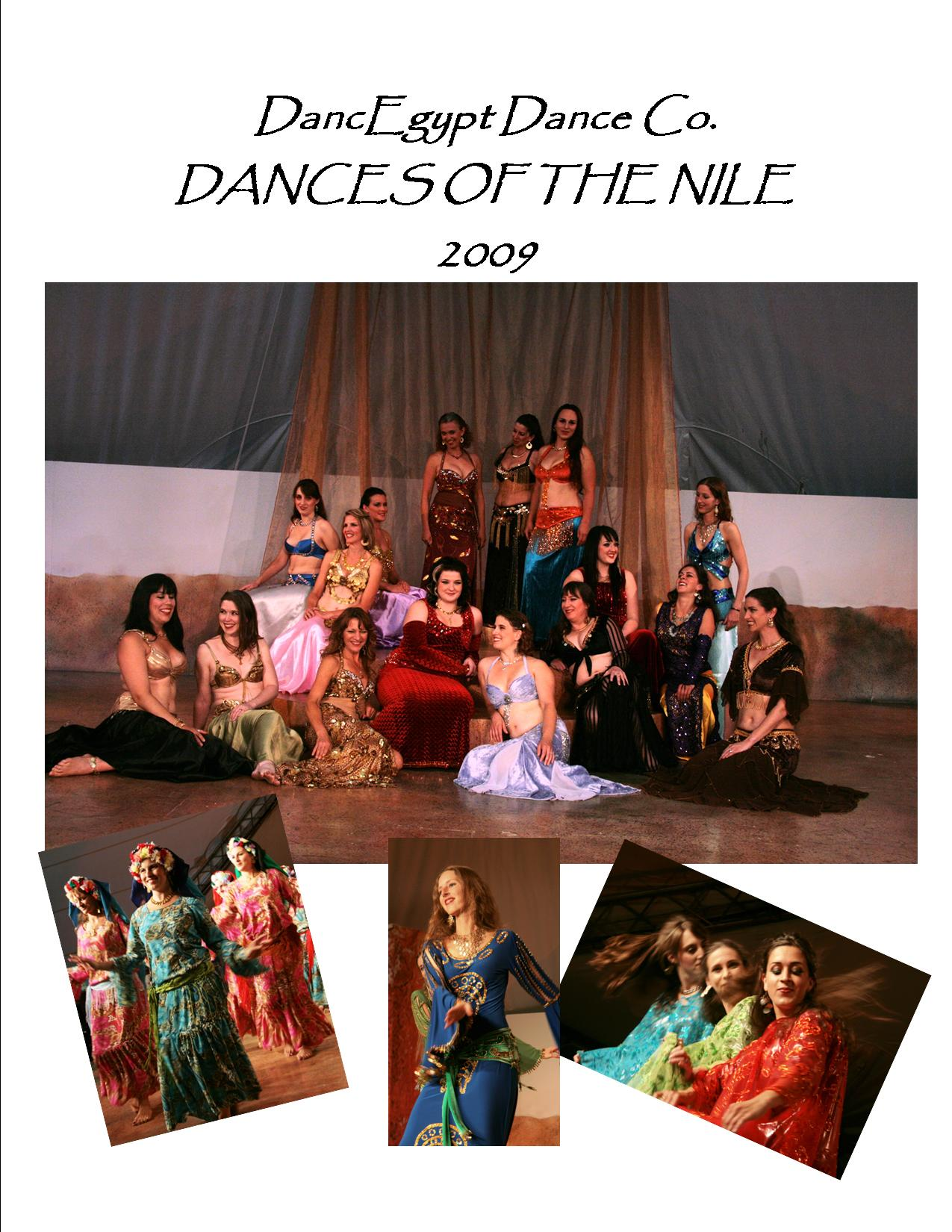 Dances_of_the_Nile_Cast Photo_2009